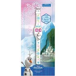 Ceas digital cu afisaj led - Frozen Olaf