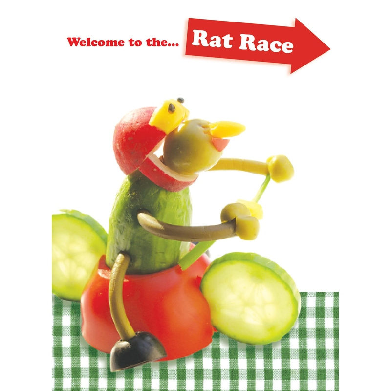 Welcome to the Rat Race