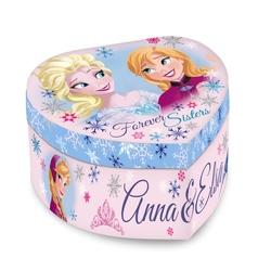 KE-Cutie de bijuterii inimioara Frozen