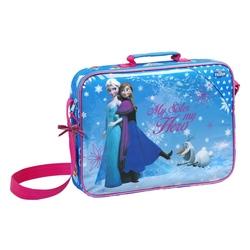 Servieta scolara Anna si Elsa Frozen