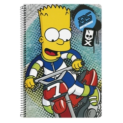 Caiet The Simpsons A4