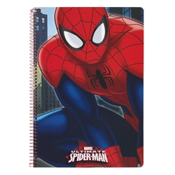 Caiet-Spiderman-A4