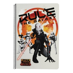 Caiet A4 Star Wars Rebels