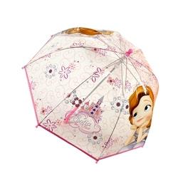 Umbrela transparenta 45 cm Sofia