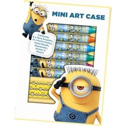 Set artistic mic Minions