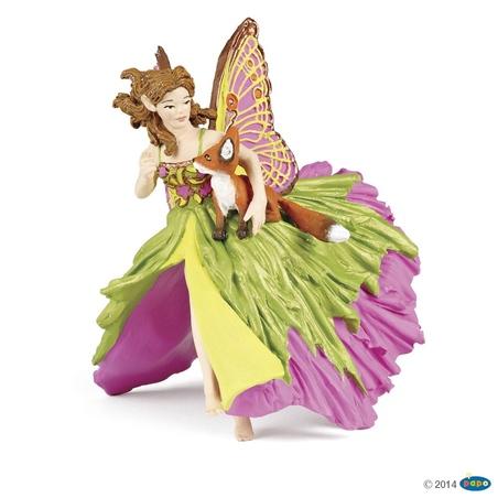 Elf cu vulpita - Figurina Papo