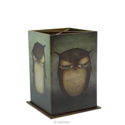 Cutie instrumente  Eclectic Grumpy Owl