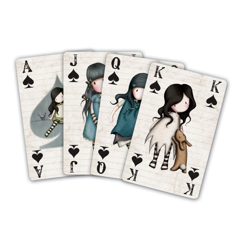 Set carti de joc Gorjuss