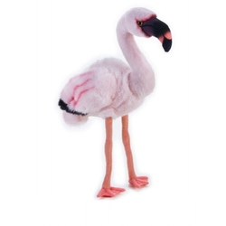 Jucarie din plus National Geographic Flamingo 45 cm
