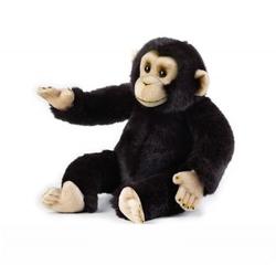 Jucarie din plus National Geographic Cimpanzeu 36 cm