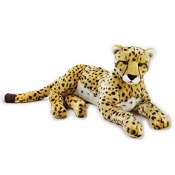 Jucarie din plus National Geographic Ghepard 65cm