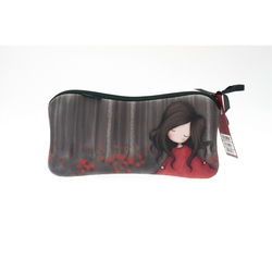 Pouch Gorjuss Poppy Wood