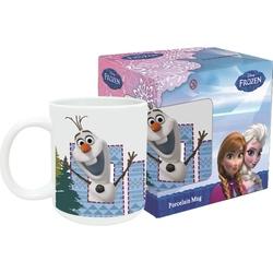 Cana din portelan Frozen Olaf