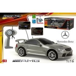 Masina Mercedes Benz SL65 AMG cu radiocomanda, scara 1:16