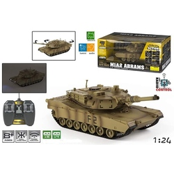 Jucarie tanc M1 ABRAMS cu radiocomanda