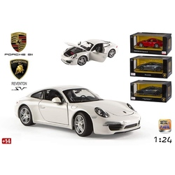 Masina sport diecast Porche, Lamborghini 1:24