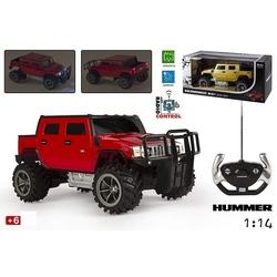 Masina Hummer H2 pick-up RC 1:14
