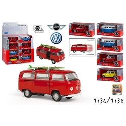 Masina Volkswagen Minnie 1:34