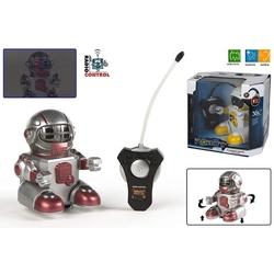 Robot 360 grade RC cu sunet si lumini