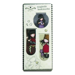 Semn de carte magnetic Gorjuss set2
