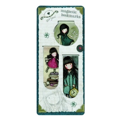 Semn de carte magnetic Gorjuss set3