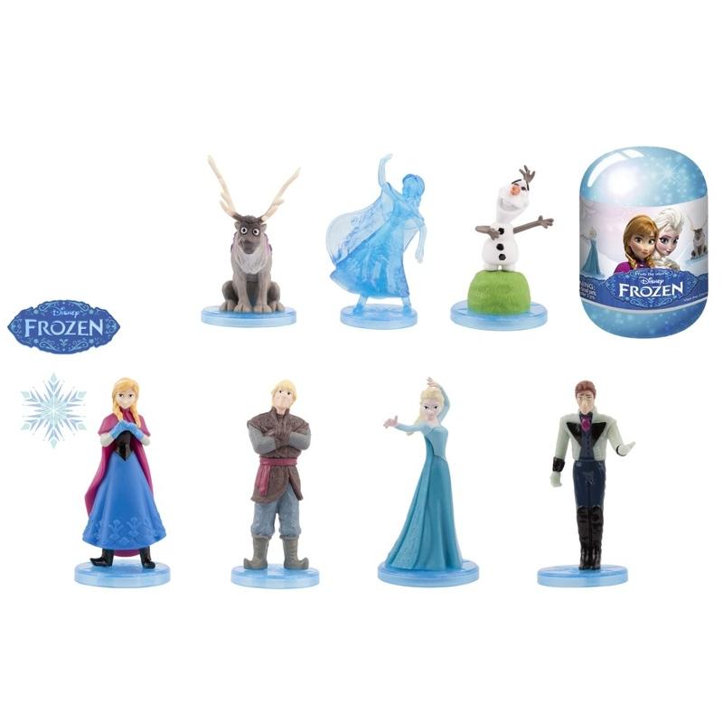 Mini-figurina Disney in capsula - Frozen