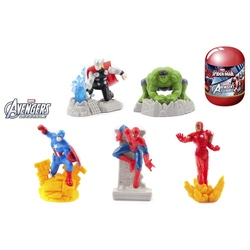 Mini figurina Disney in capsule Marvel Avengers