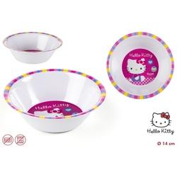 Castron melamina pentru copii Hello Kitty