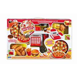Jucarie de rol Set pizzerie