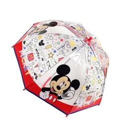 Umbrela transparenta 45 cm Mickey