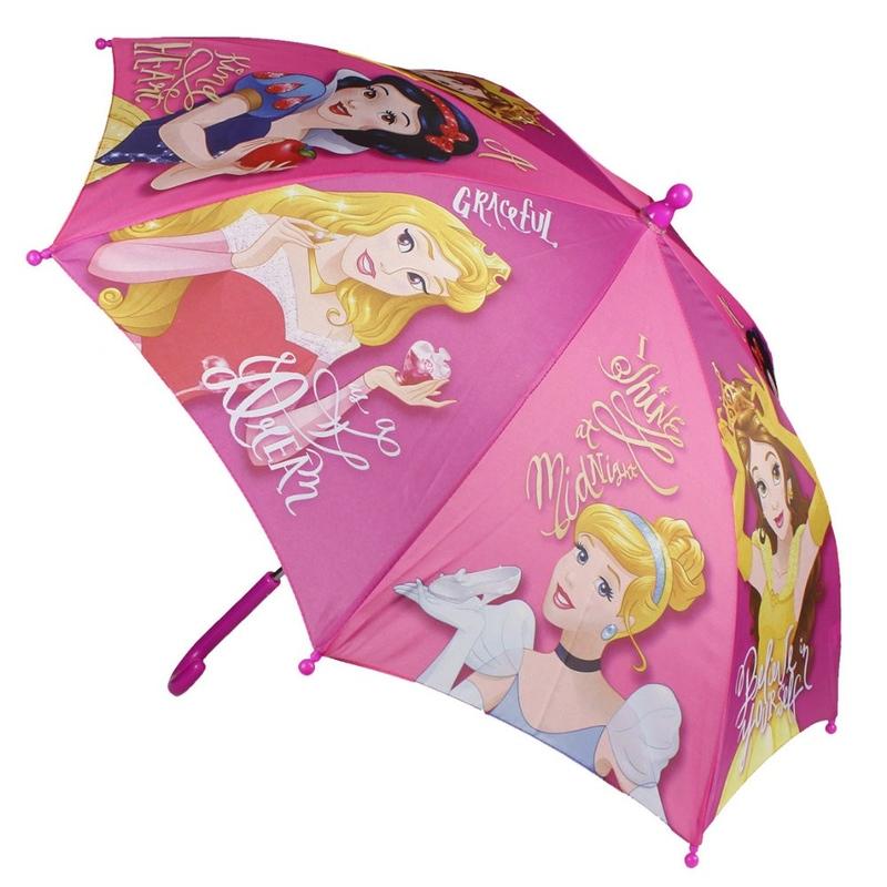 Umbrela manuala Disney Printese