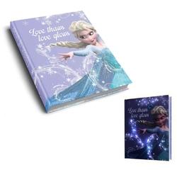 Jurnal special cu lumini Frozen
