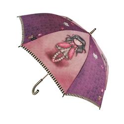 Umbrela automata tip baston Gorjuss Ladybird