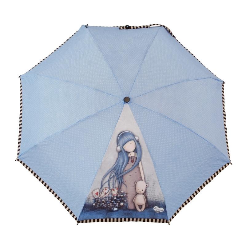 Umbrela automata pliabila 5S Gorjuss Dear Alice