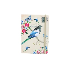 Agenda Eclectic coperti tari black Headed Bird Study