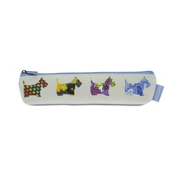 Penar tip pouch Scottie Dogs