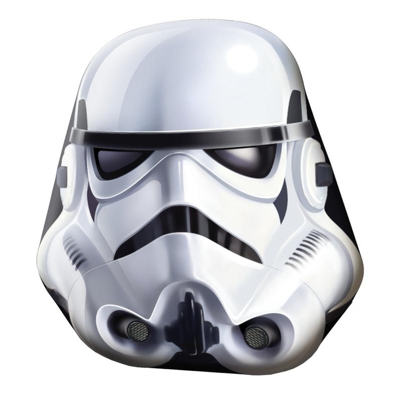 Perna Storm Trooper 40X40CM Velur