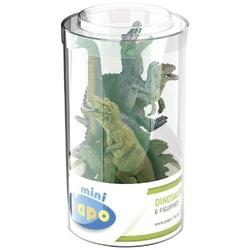 Set 6 Minifigurine Dinozauri Papo