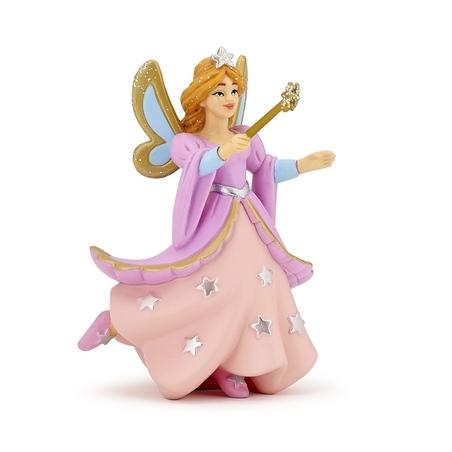 Zana cu bagheta roz - Figurina Papo