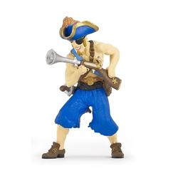 Figurina Papo - Pirat cu flinta