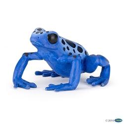 Broasca albastra ecuatoriala - Figurina Papo