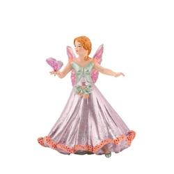 Figurina Papo - Zana fluturilor roz