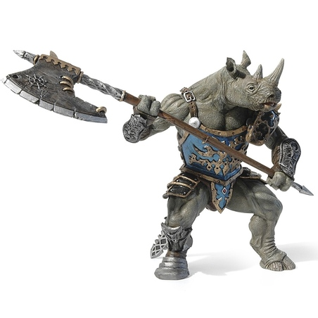 Mutant rinocer - Figurina Papo