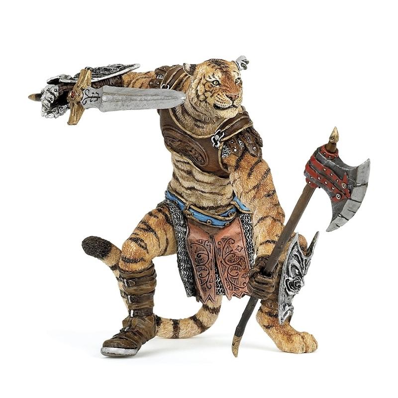 Mutant tigru - Figurina Papo