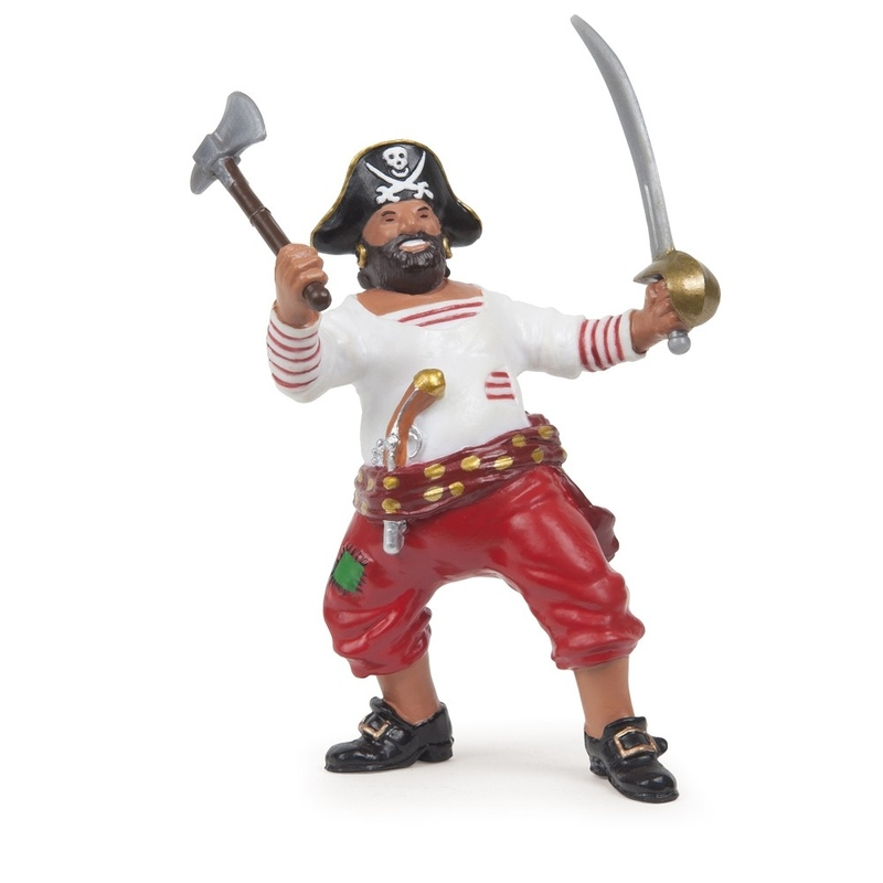 Figurina Papo-Corsar cu sabie