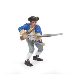Figurina Papo - Capitan regal albastru