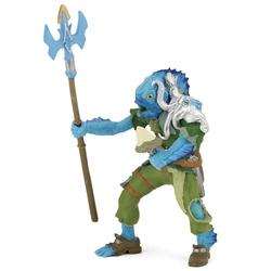 Figurina Papo Mutant cu cap de peste