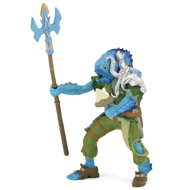 Figurina Papo-Mutant cu cap de peste