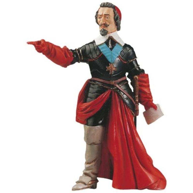 Figurina Papo-Cardinalul Richelieu