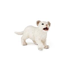 Figurina Papo-Pui de leu alb